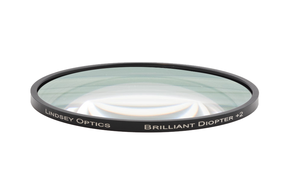 Lindsey Optics Brilliant Close-Up Lens